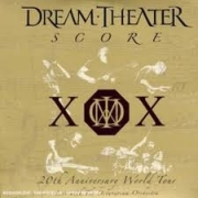 Dream Theater: Score - 20th anniversary world tour (180 Gram) - 4 LP
