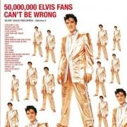 Elvis Presley: 50,000,000 Elvis Fans Can't Be Wrong - LP