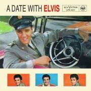 Elvis Presley: A Date With Elvis - LP