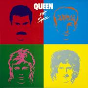 Queen: Hot Space - LP