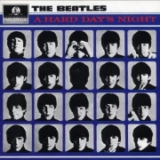 The Beatles: A Hard Day's Night - LP