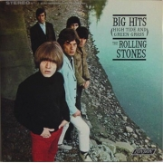 The Rolling Stones: Big Hits (Hide Tide And Green Grass) - LP