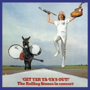 The Rolling Stones: Get Yer Ya Ya's Out - LP