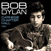 Bob Dylan: Carnegie Chapter Hall 1961 -Ltd- 2LP