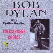 Bob Dylan: Folksinger's Choice -Hq- 2LP
