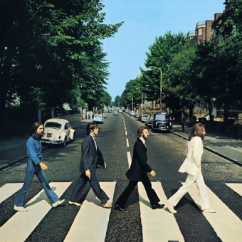 The Beatles: Abbey Road - LP