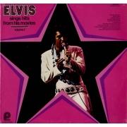 Elvis Presley: Sings From His Movies - LP