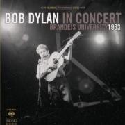 Bob Dylan: Brandeis University 1963 - LP