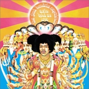 Jimi Hendrix - Experience: Axis: Bold As Love - LP