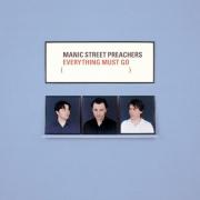 Manic Street Preachers: Everything Must Go - LP