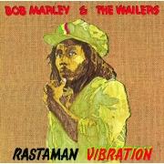 Bob Marley & the Wailers: Rastaman Vibration - LP