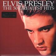 Elvis Presley: 50 Greatest Hits - 3LP