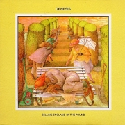 Genesis: Selling England By The Pound (180 Gram) - LP