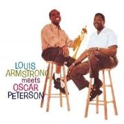 Louis Armstrong: Meets Oscar Peterson -Hq- LP