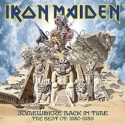 Iron Maiden: Somewhere Back In Time - Best Of 1980-1989 -PD- 2LP
