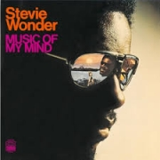 Stevie Wonder: Music Of My Mind (Special Limited Edition) - LP