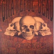 Grateful dead: New years eve 1987 the full legendary broadcast - 3LP