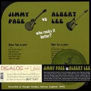 Jimmy Page vs Albert Lee: Who Rocks It better? - LP