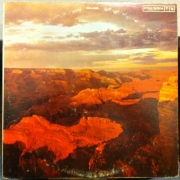 Andre Kostelanetz: The Lure Of The Grand Canyon Narration By Johnny Cash - LP