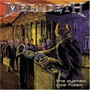 Megadeth: The system has failed (180 Gram) - LP